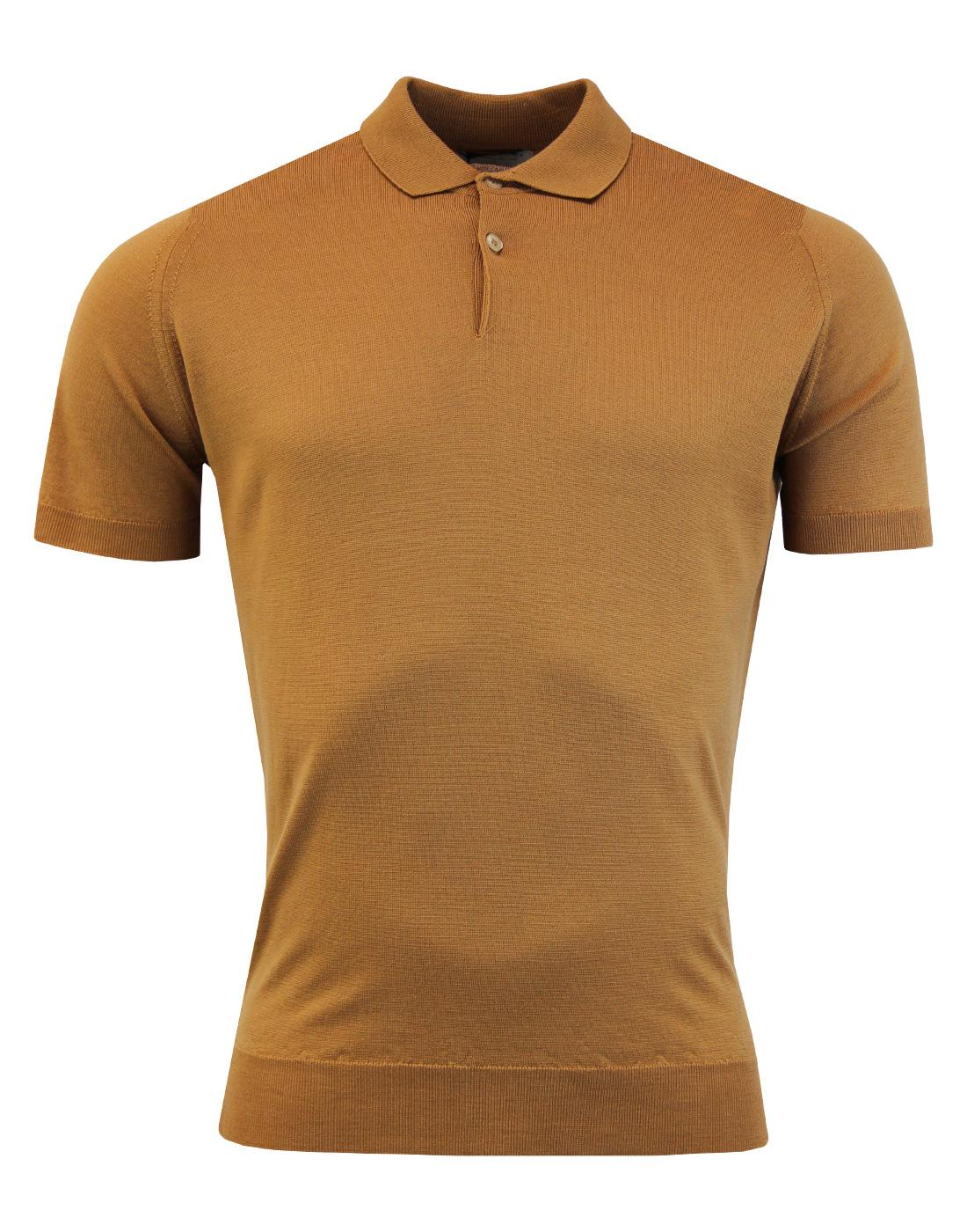 Payton JOHN SMEDLEY Made in England Knit Polo (C)
