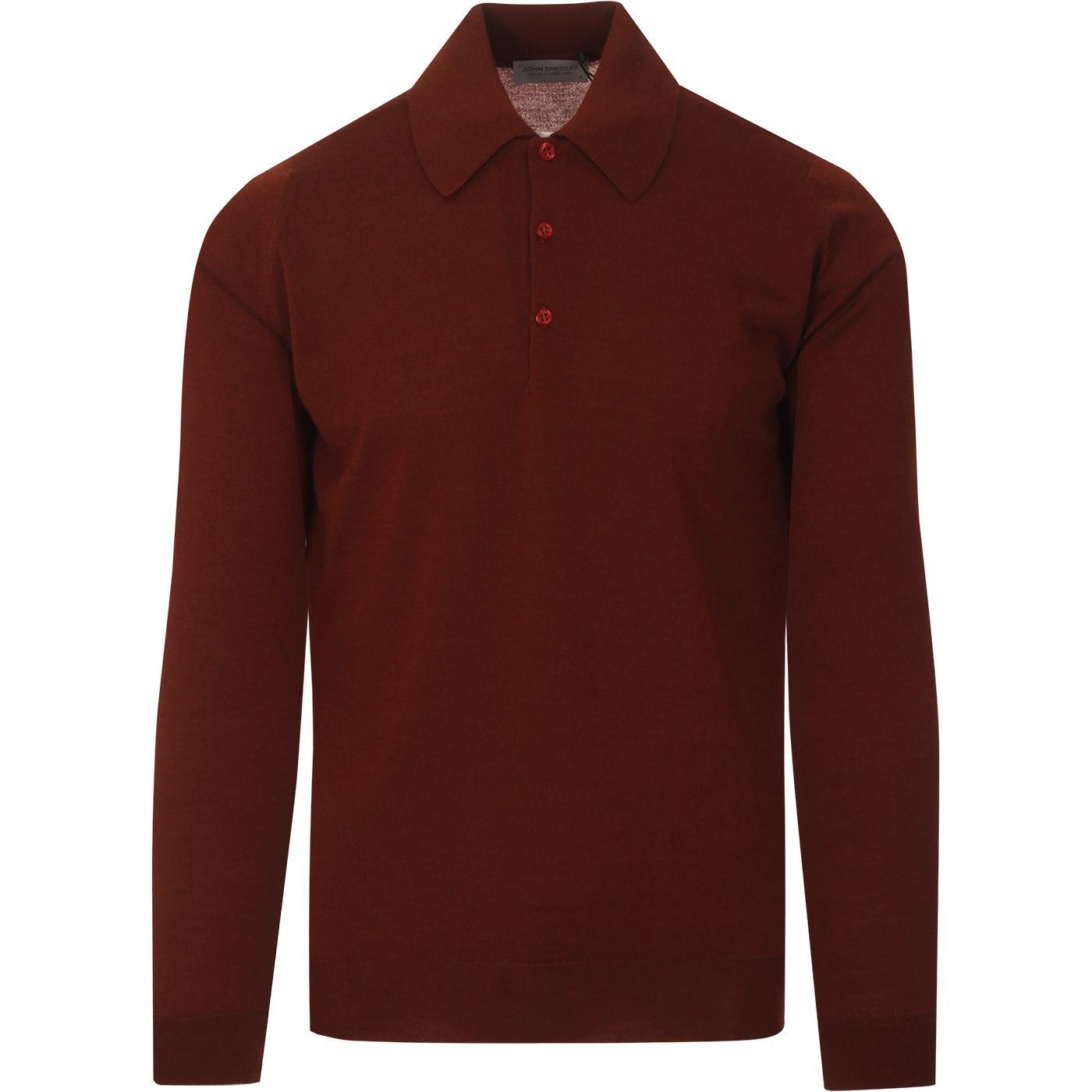CDorset JOHN SMEDLEY Made in England Mod Polo (P)
