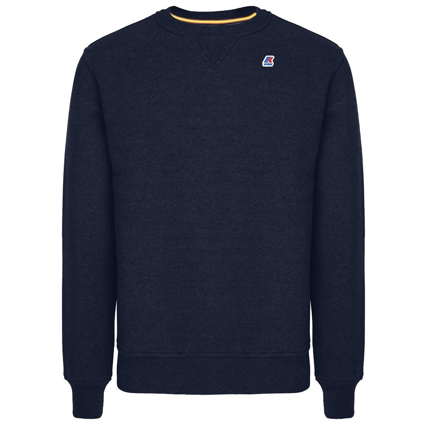 Augustine K-WAY Retro Indie Logo Sweatshirt BD