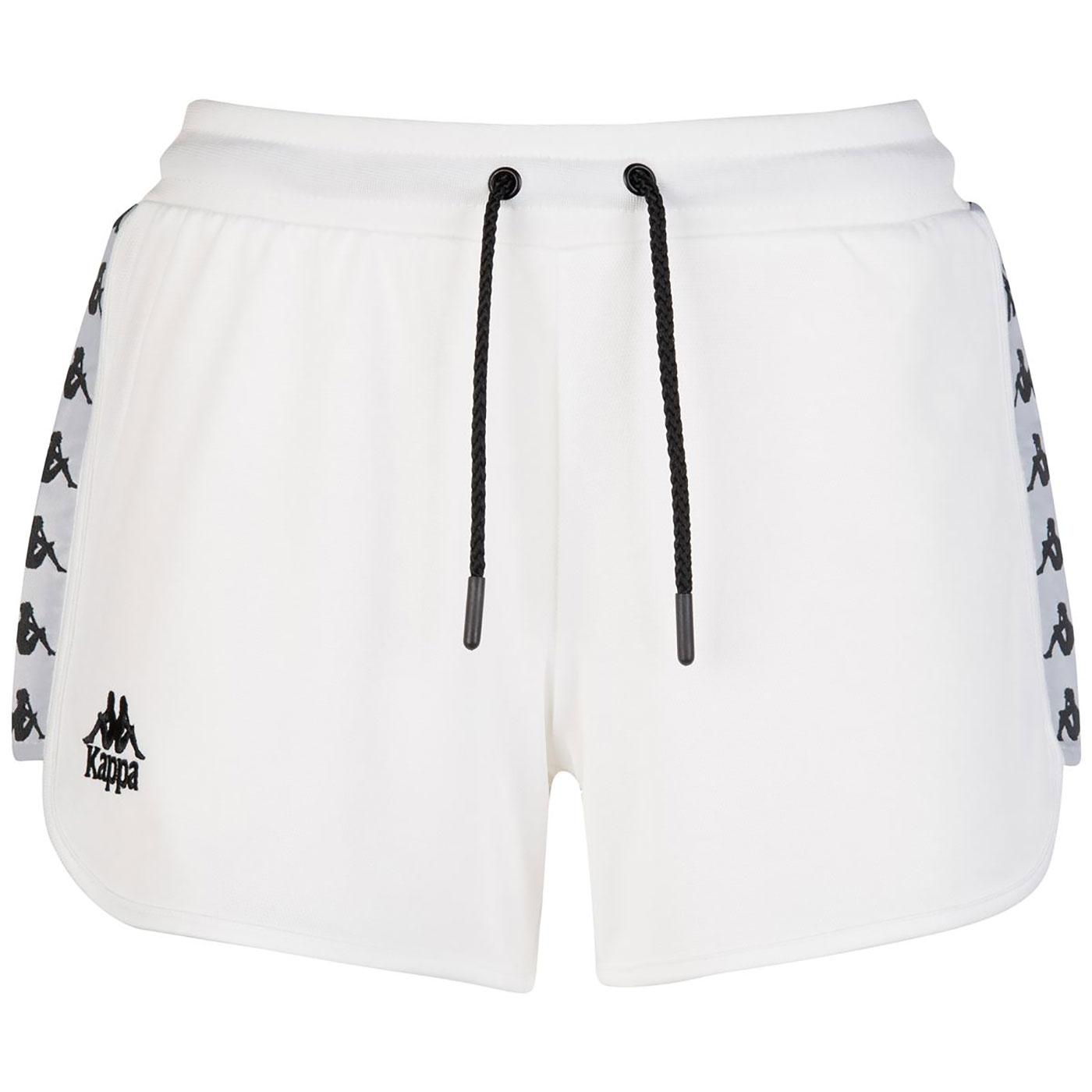 Anguy KAPPA Womans 222 Banda Retro Runner shorts W