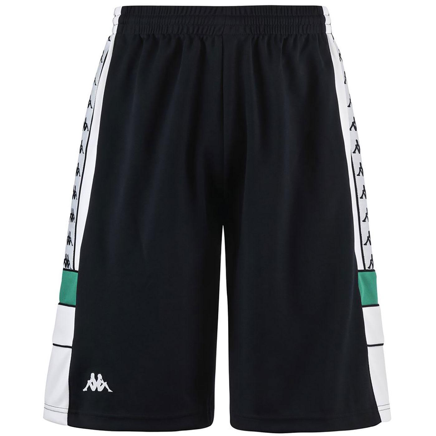 Arawa KAPPA 222 Banda Retro Colour Block Shorts