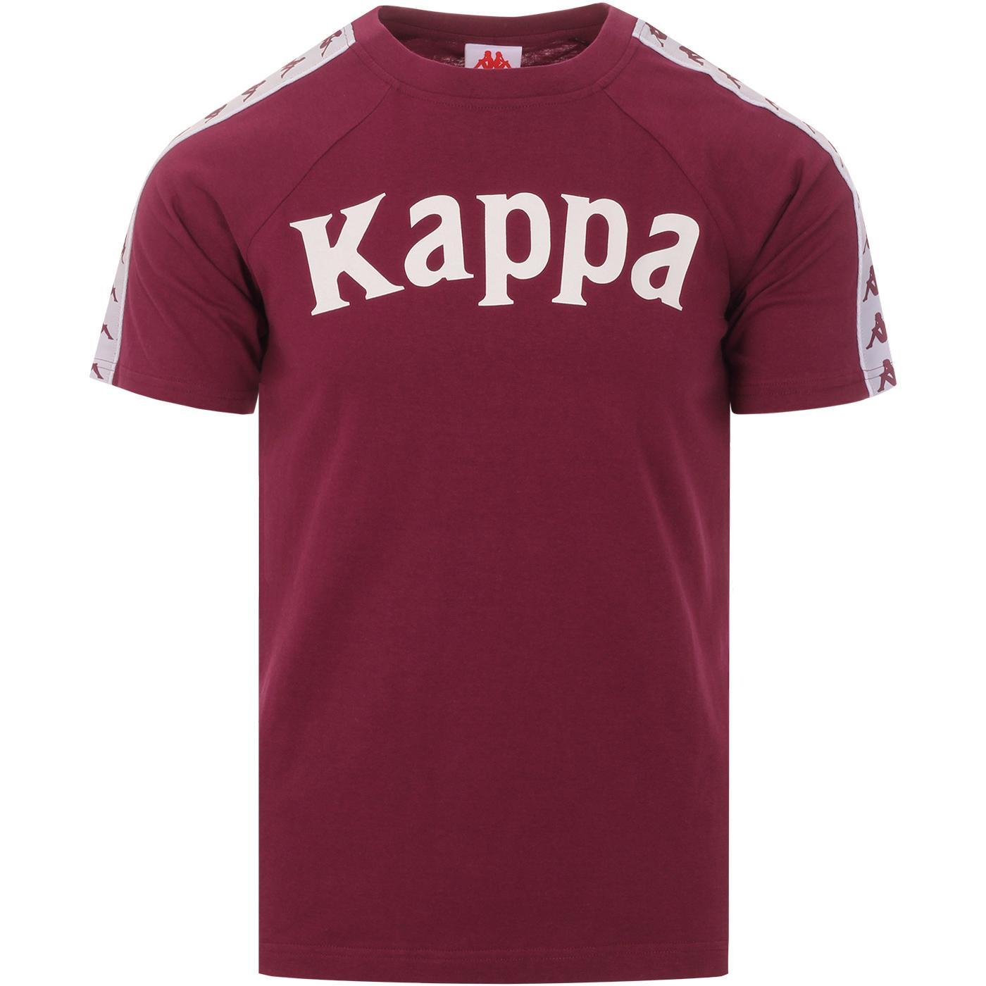 Balima KAPPA Retro 222 Banda Taped Sleeve Logo Tee