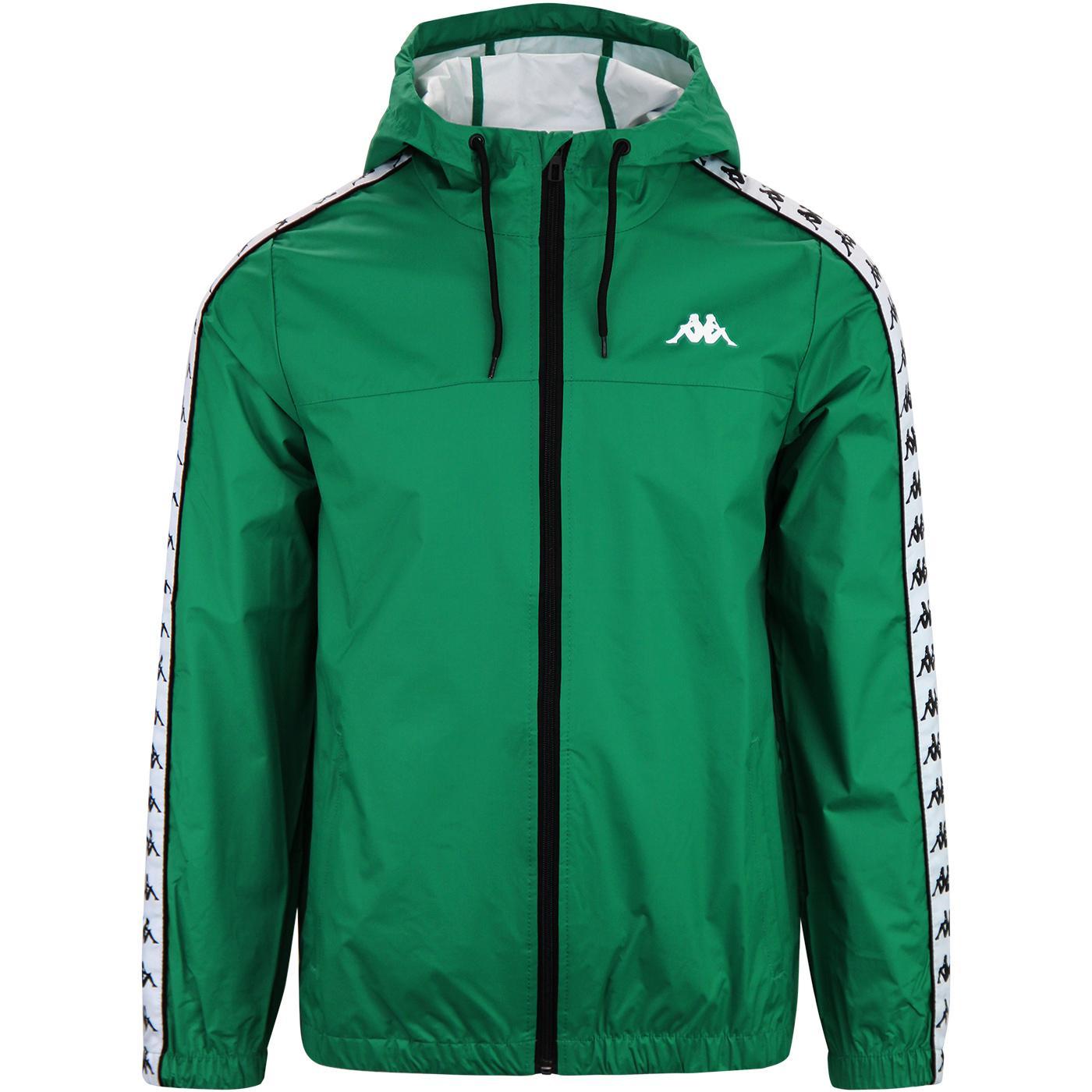 Kappa Dawson Green Banda Jacket