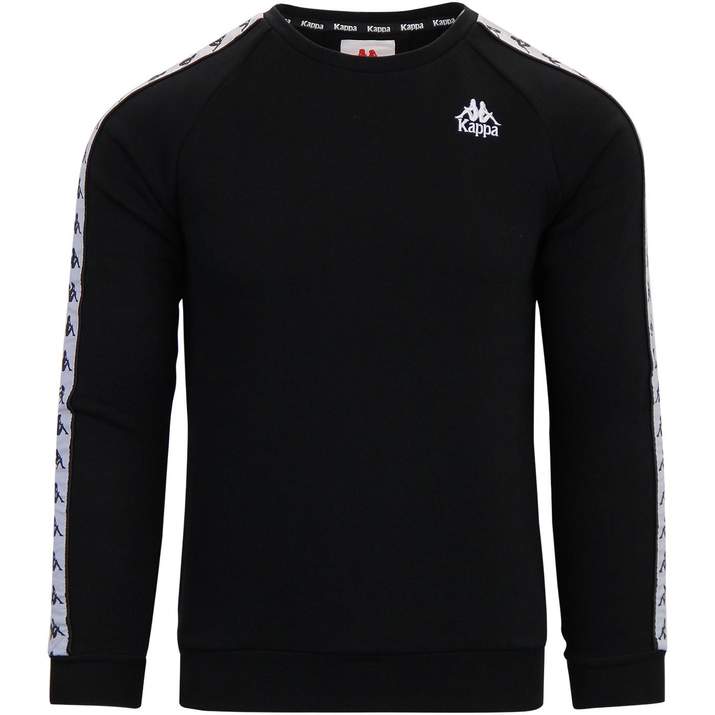 Arbir Banda KAPPA Retro Taped Sleeve Sweatshirt B