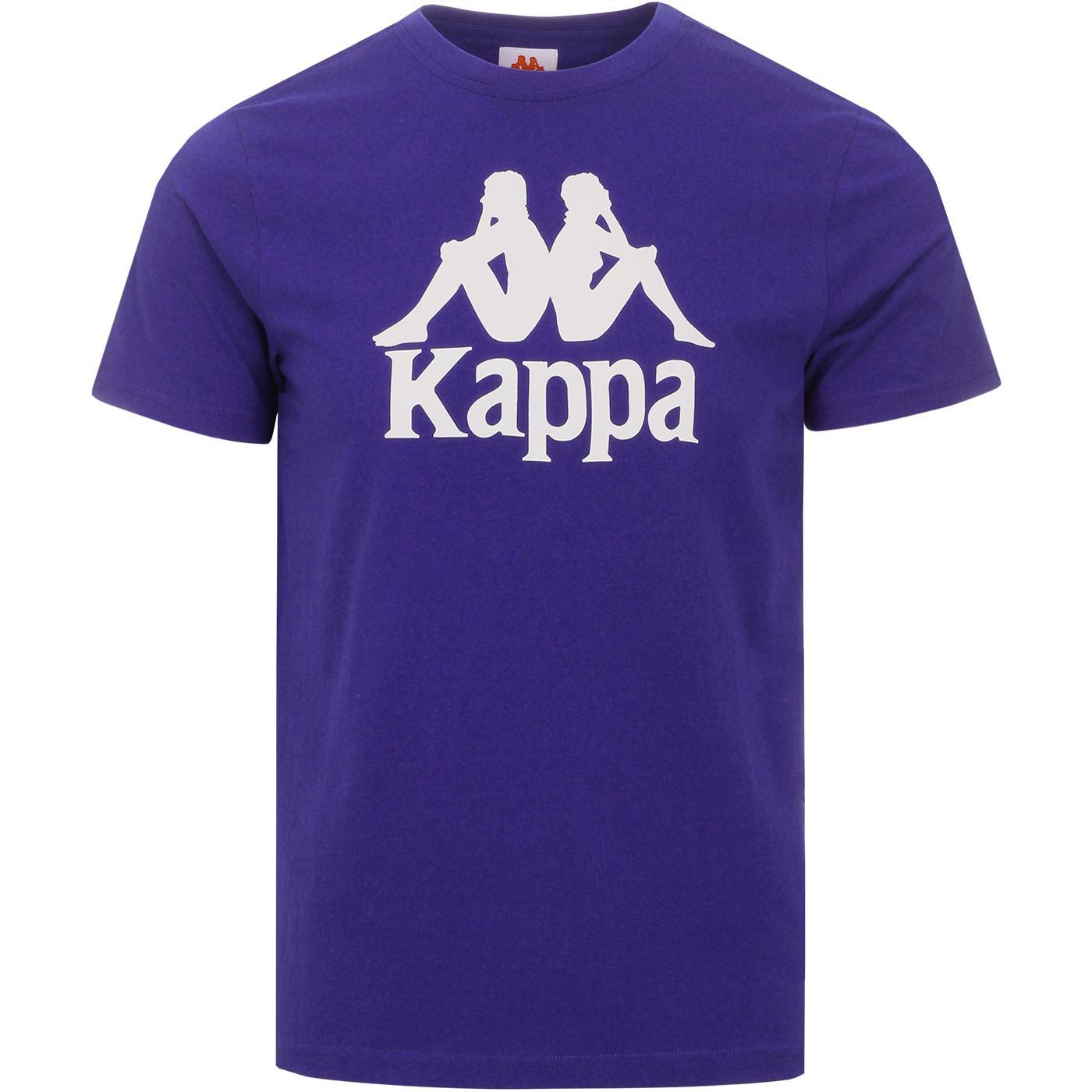 Estessi KAPPA Authentic Graphic Logo T-Shirt BLUE