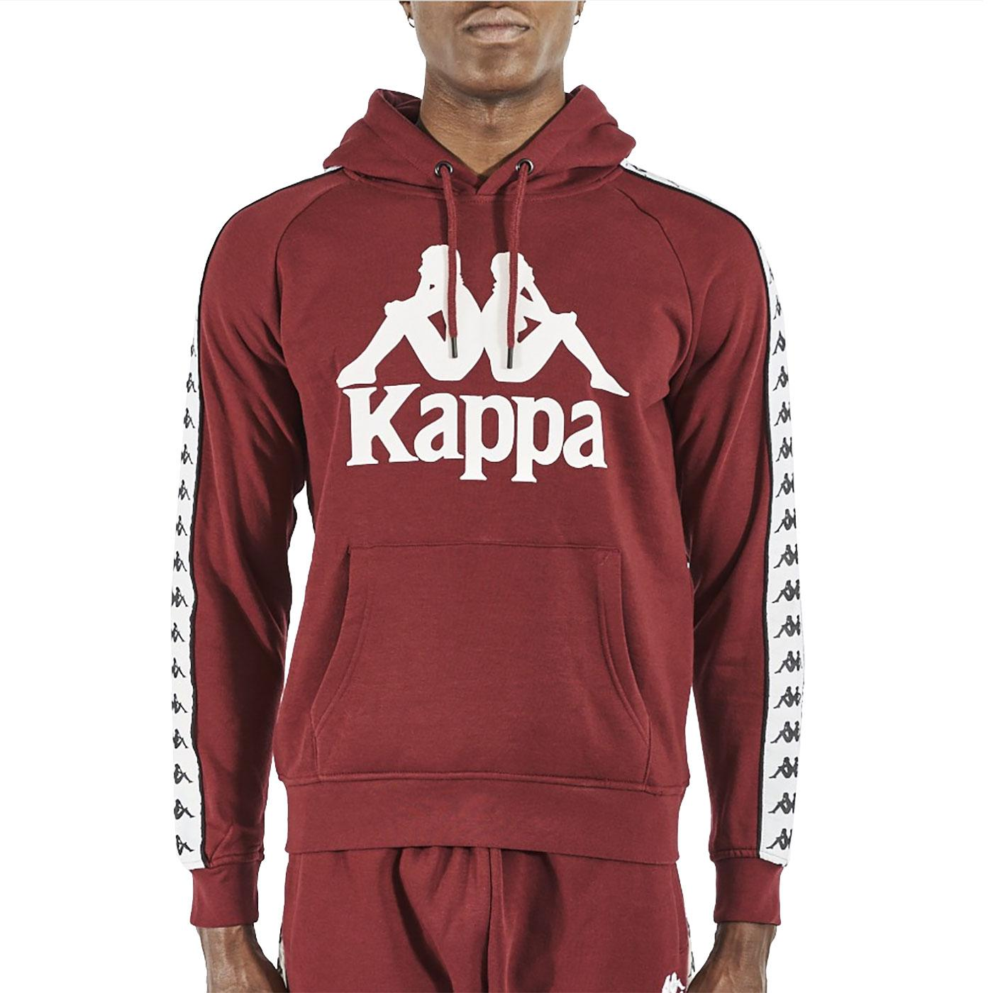 Hurtado KAPPA 222 Banda Sports Tape Hoodie (Red)