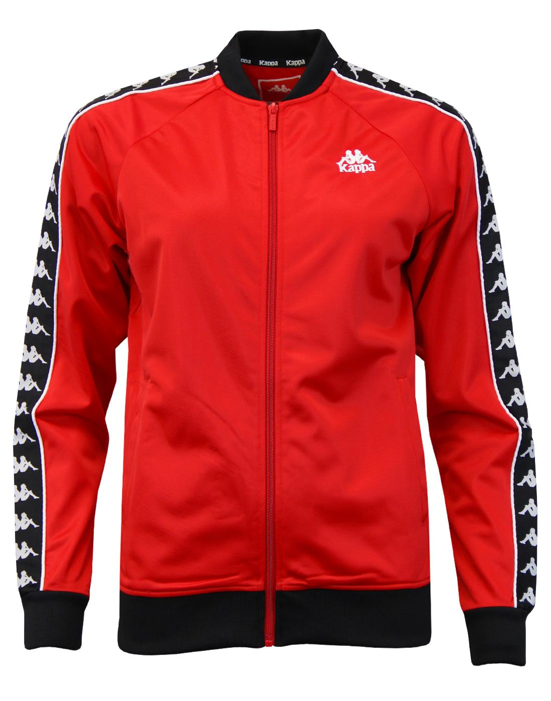 Morecambe KAPPA 80s Tape Sleeve Bomber Track Top