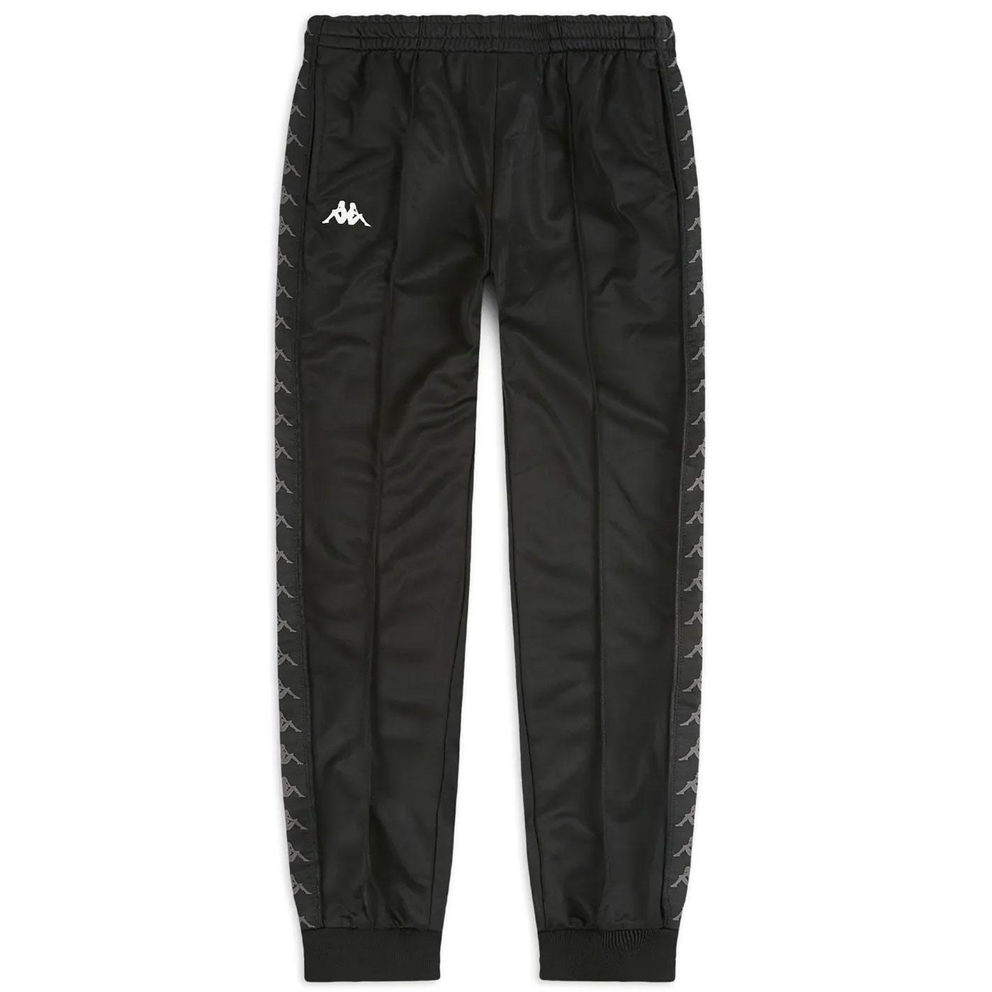 KAPPA Banda Rastoria 222 Track Pants (Black/White)