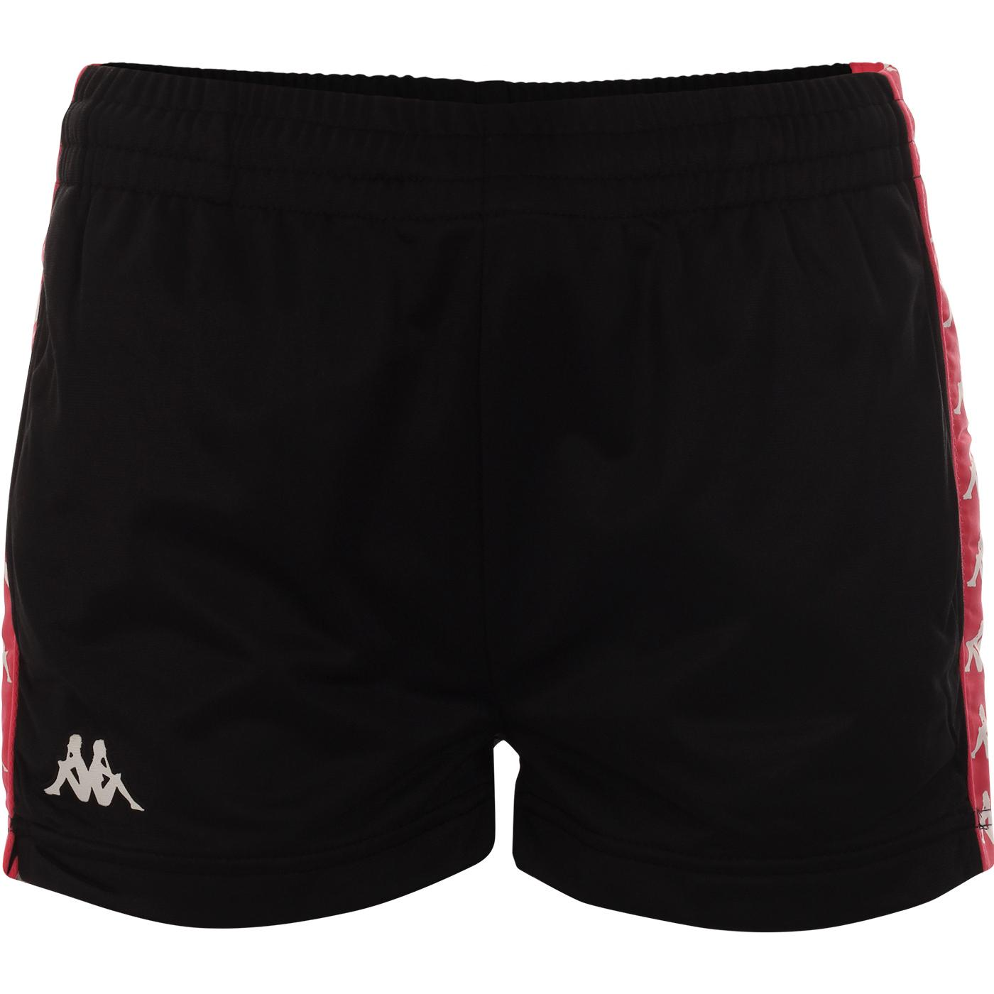 304S7L0 A0S lady threat 222 banda shorts blk/red