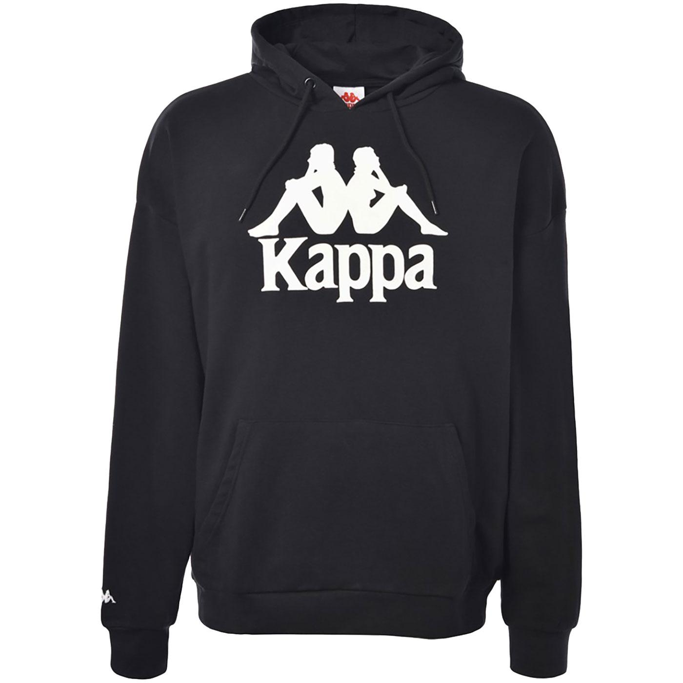 Tenax KAPPA Men's Retro Hooded Sweater (Black)