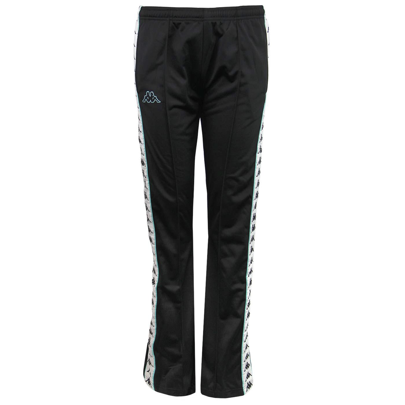 Astoria Banda KAPPA Women's Snap Track Pants BLACK