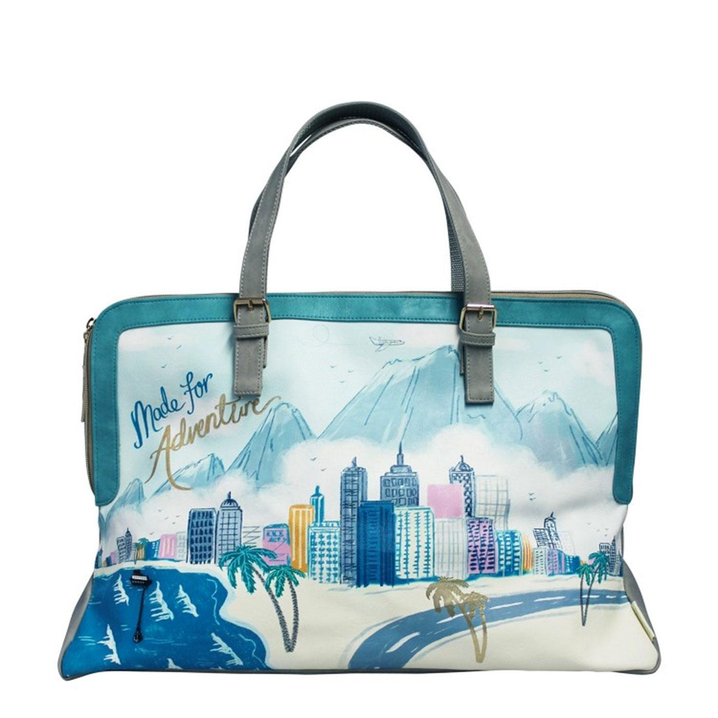 Made For Adventure Keepsake Overnight Travel Bag