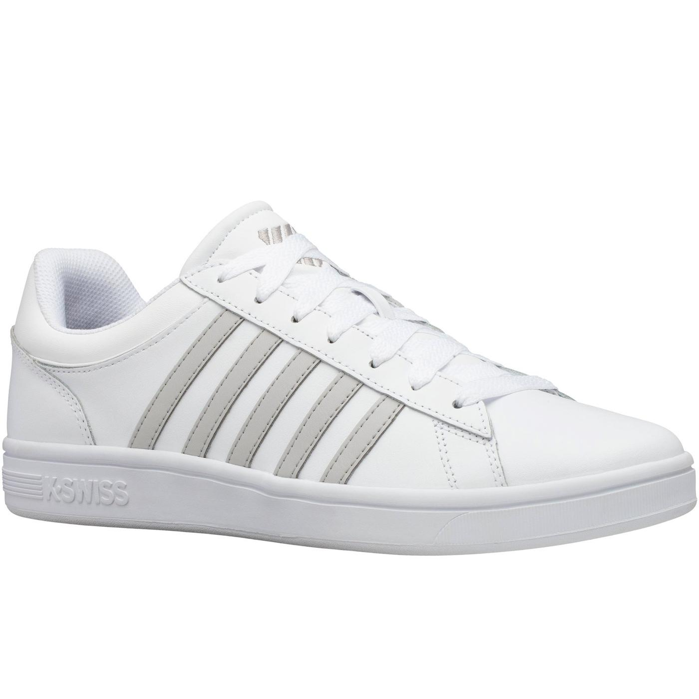 Court Winston K-SWISS Men's Retro Trainers (W/VB)