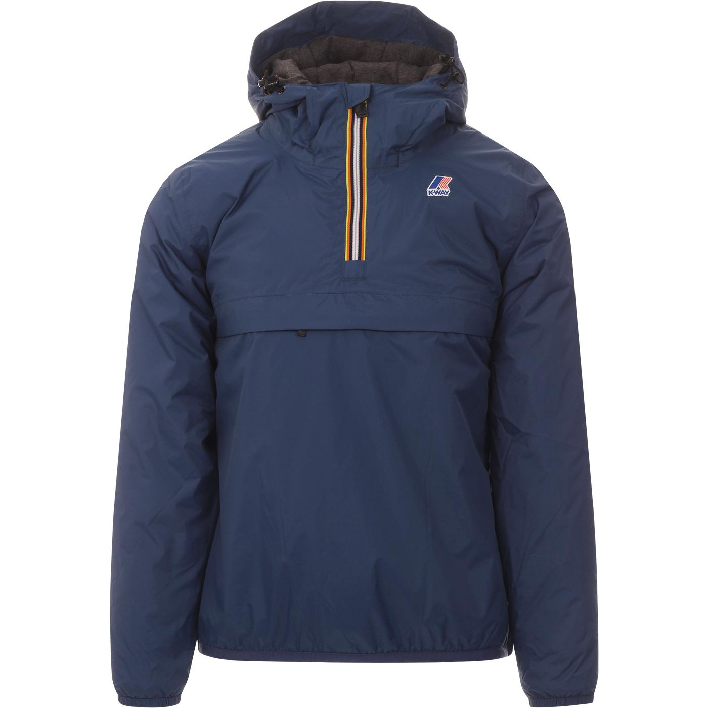 Leon K-WAY Retro Overhead Padded Jacket BD