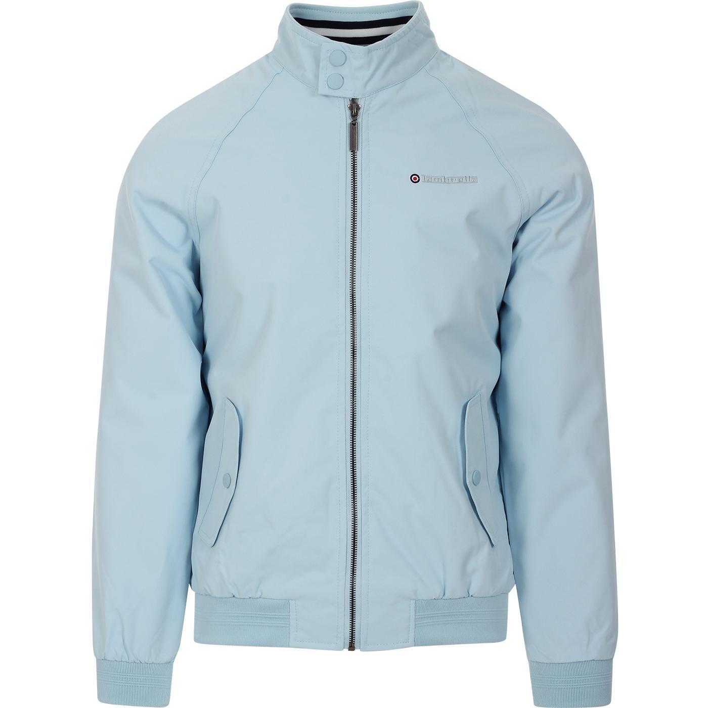 LAMBRETTA Mod Snap Collar Harrington Jacket CB