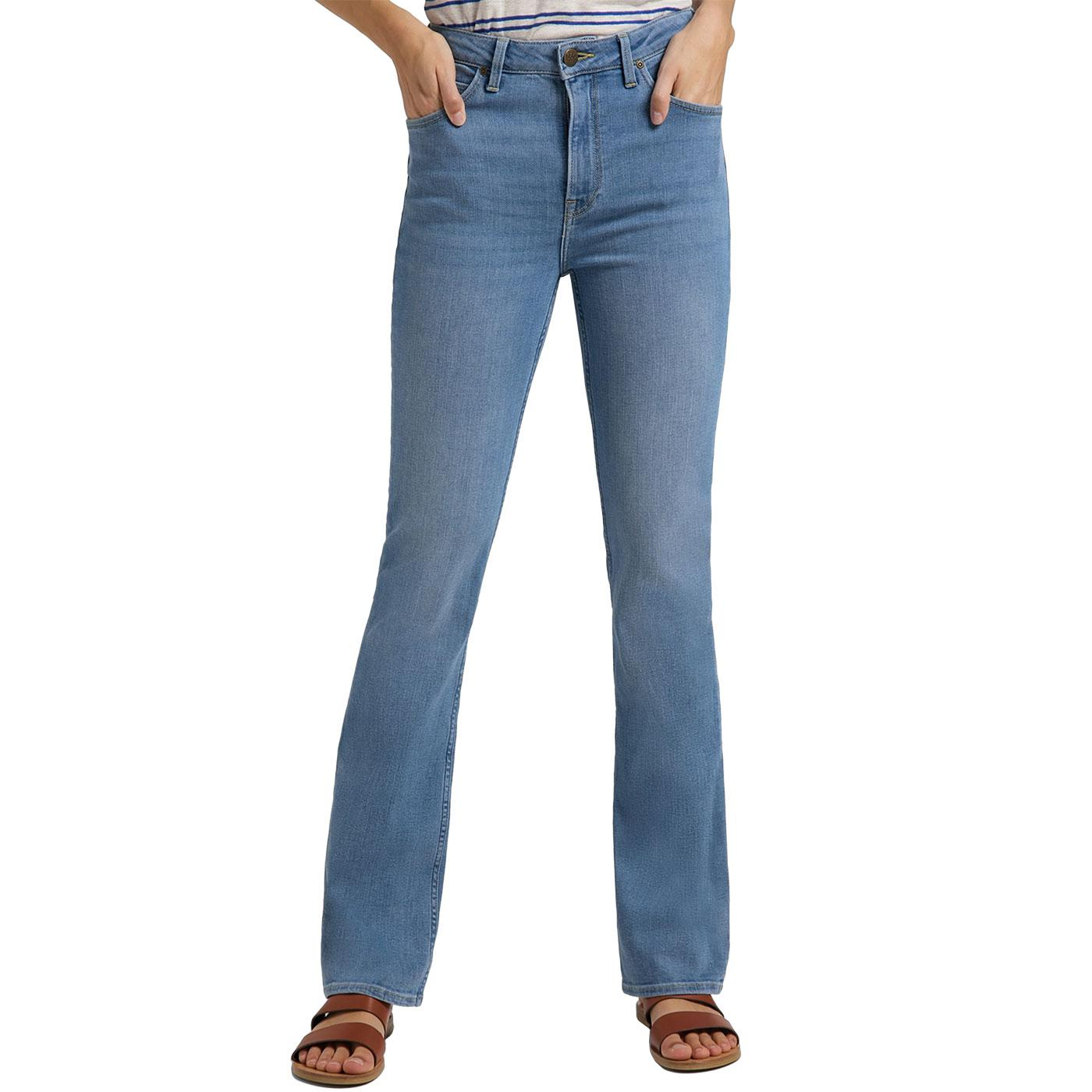 Breese LEE Skinny High Rise Bootcut Jeans (LL)