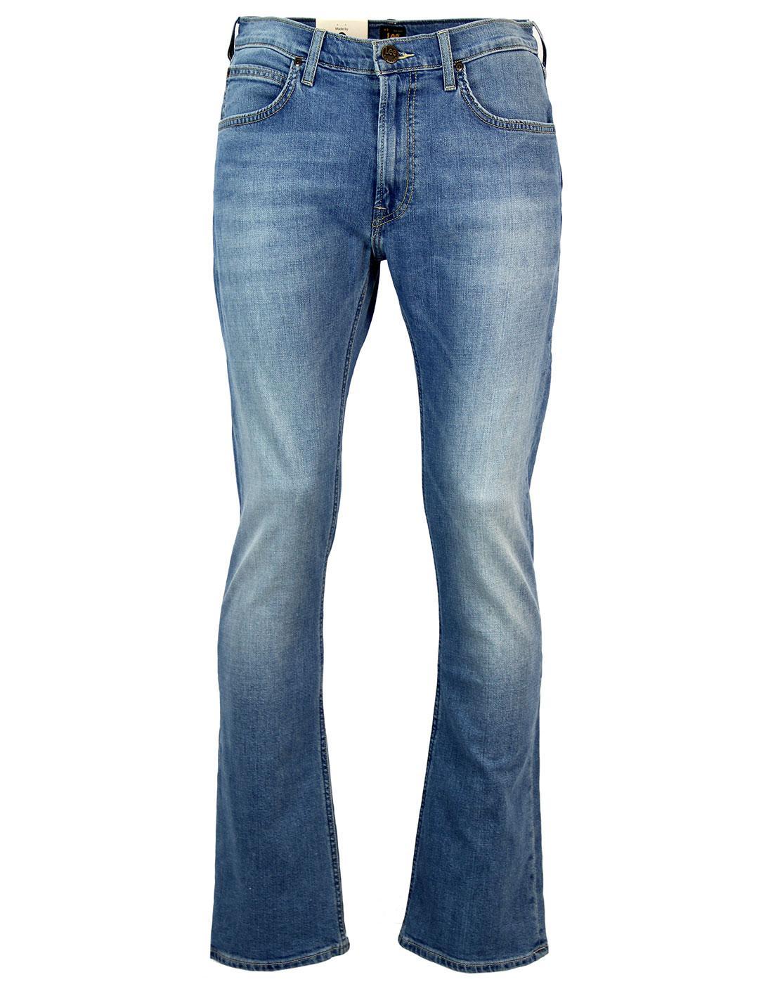 Lee slim fit bootcut jeans