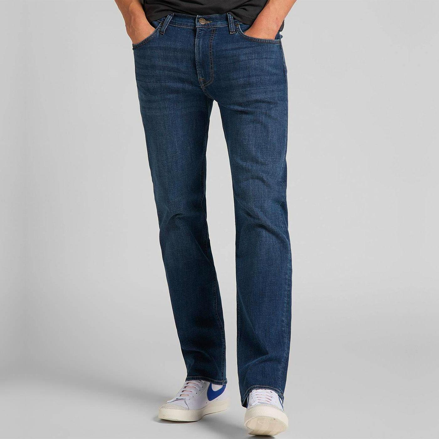 West LEE Relaxed Straight Leg Jeans (Clean Cody)