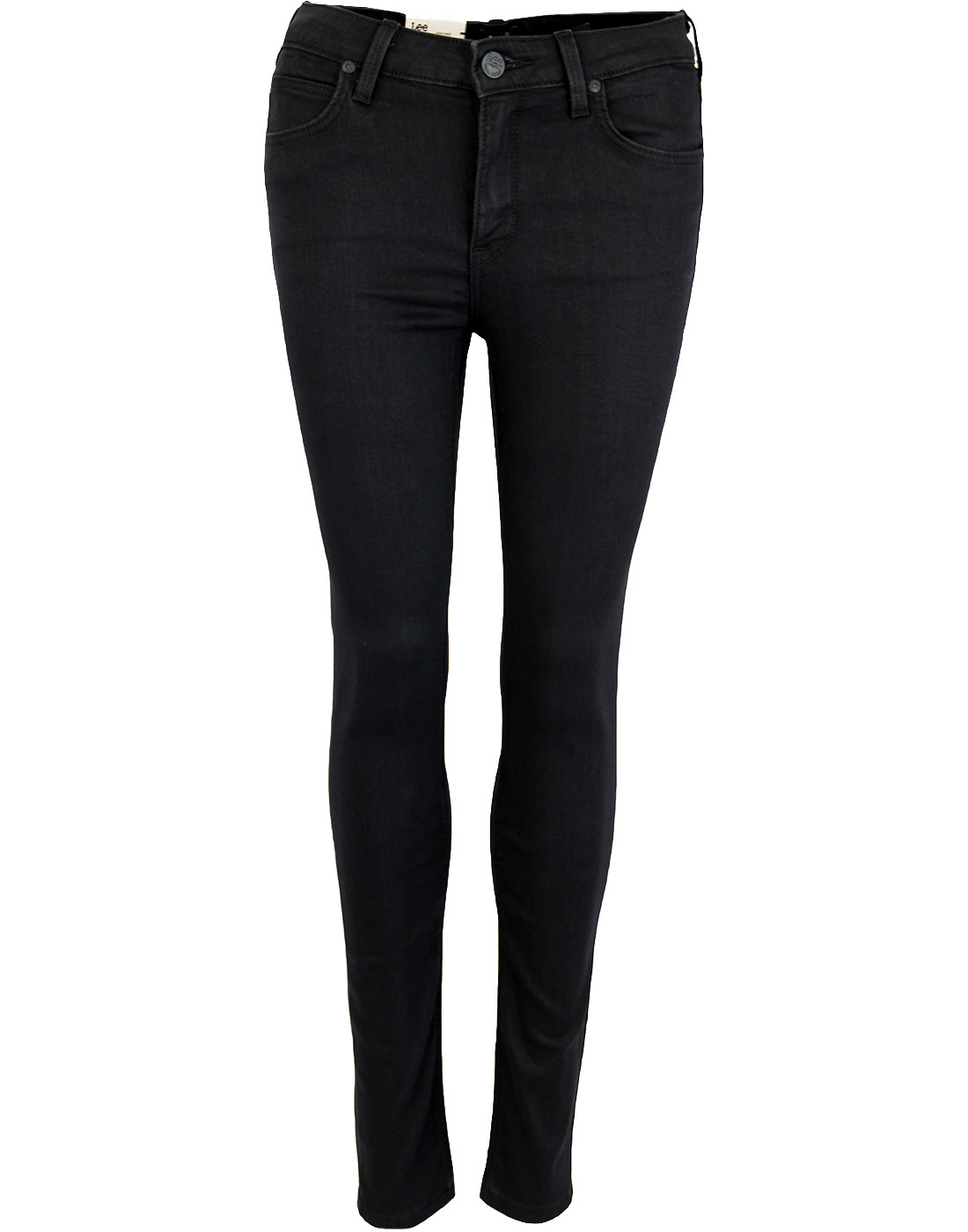 Jodee LEE Super Skinny Black Rinse Denim Jeans