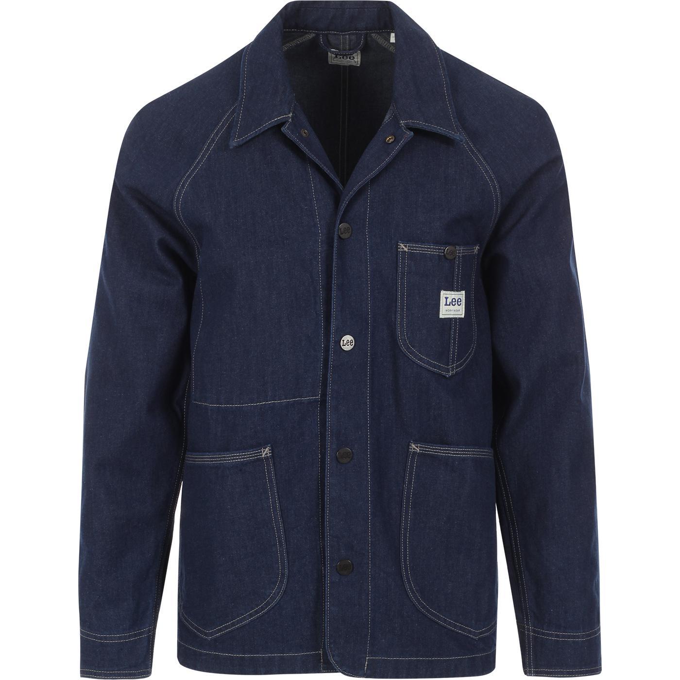 LEE JEANS Loco Rework Retro Denim Worker Jacket