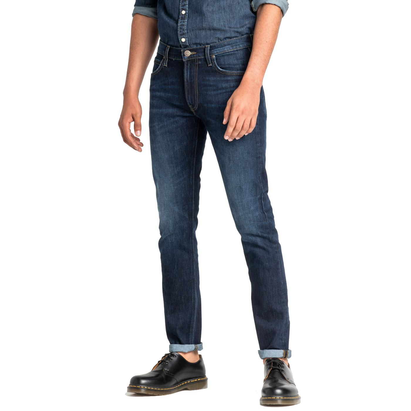 Luke LEE JEANS Mod Slim Tapered Denim Jeans DP