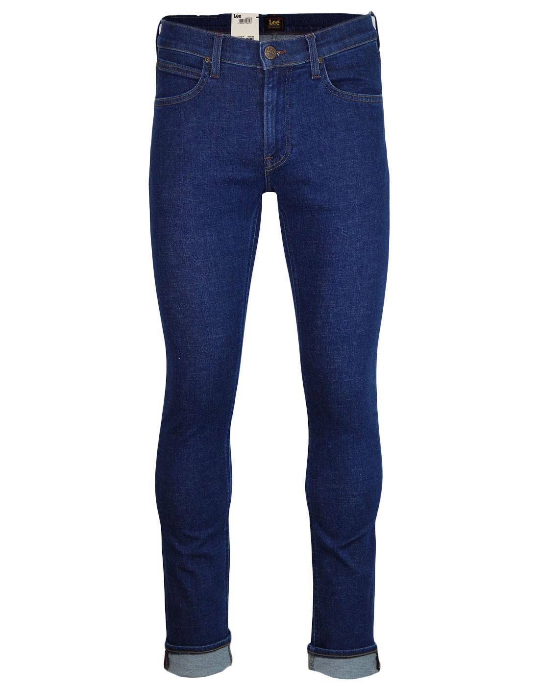 Luke LEE Slim Tapered Retro Mod Denim Jeans YOYO