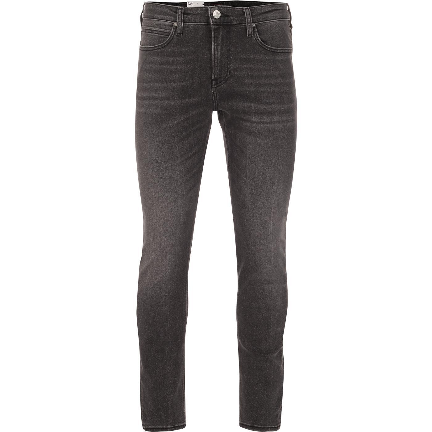 Malone LEE JEANS Mod Skinny Drainpipe Jeans (Grey)