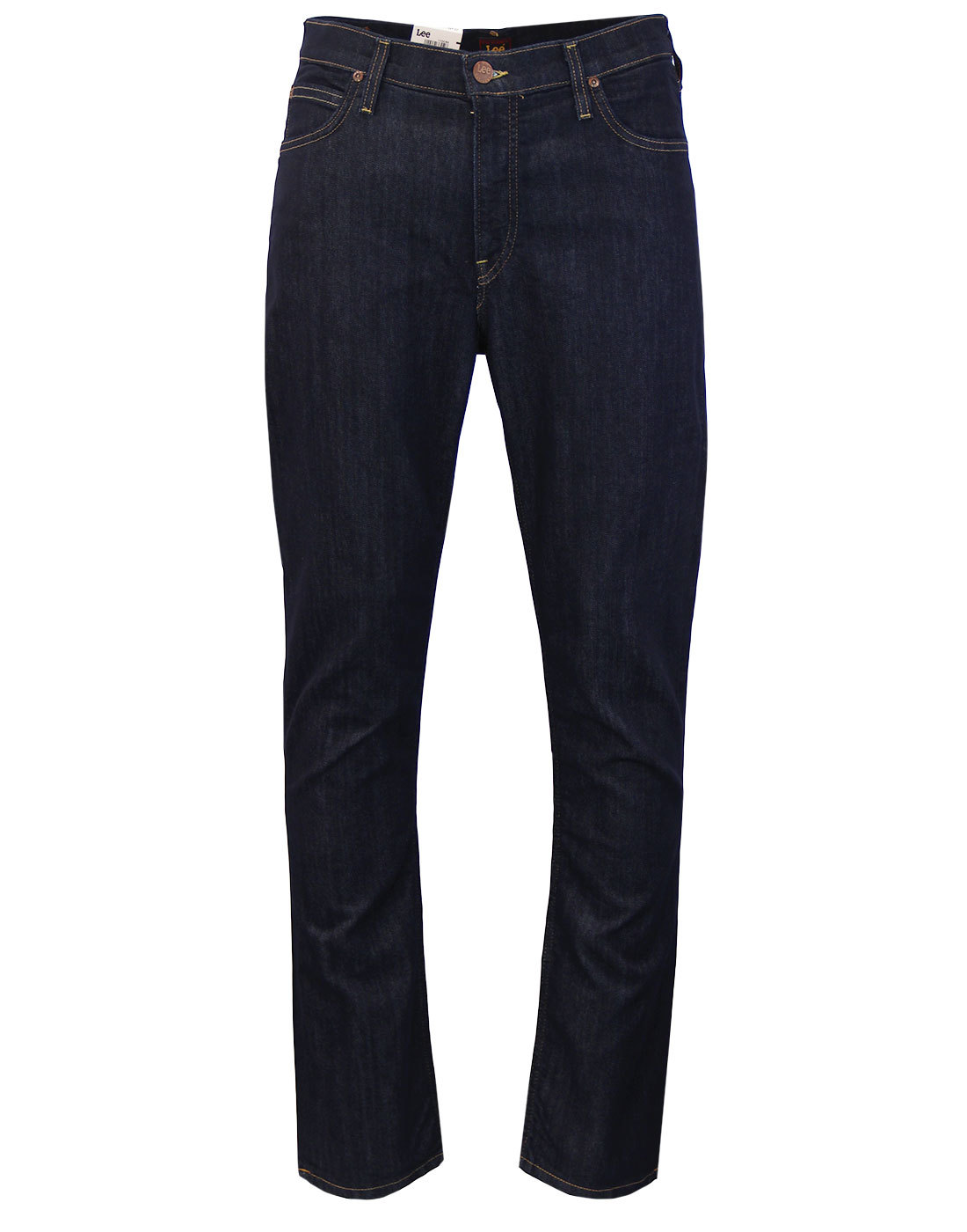 Morton LEE Mod Relaxed Straight Indigo Rinse Jeans