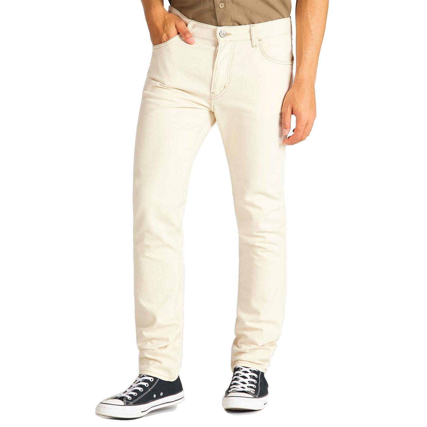 Rider LEE Eco Rinse Rigid Biodegradable Jeans ECRU