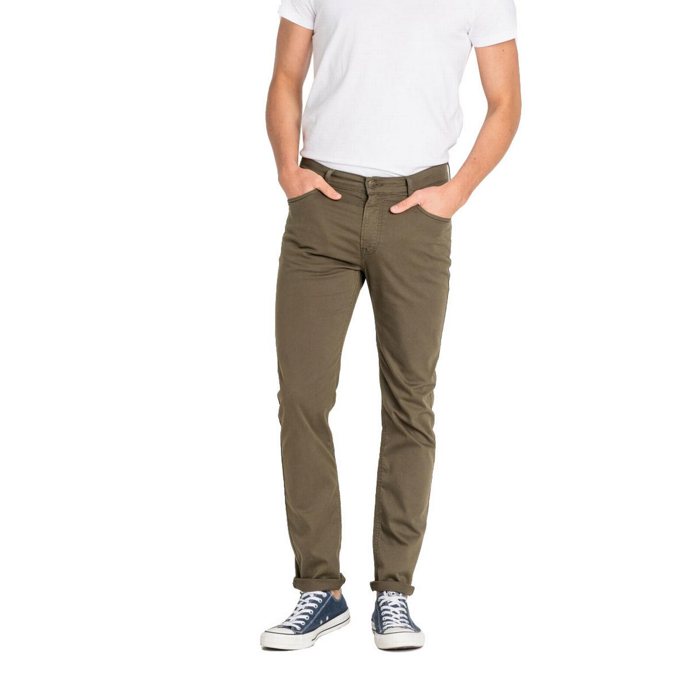 Rider LEE Men's Retro Slim Leg Chinos - IVY GREEN