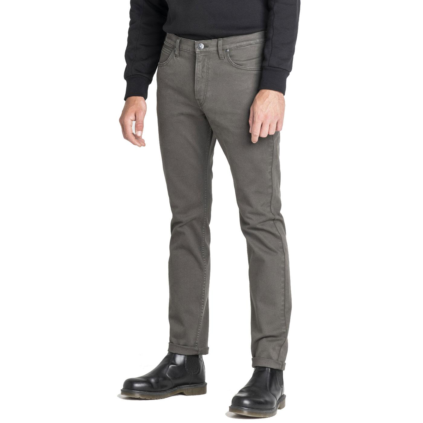 Rider LEE JEANS Slim Leg Twill Jeans Forest Night