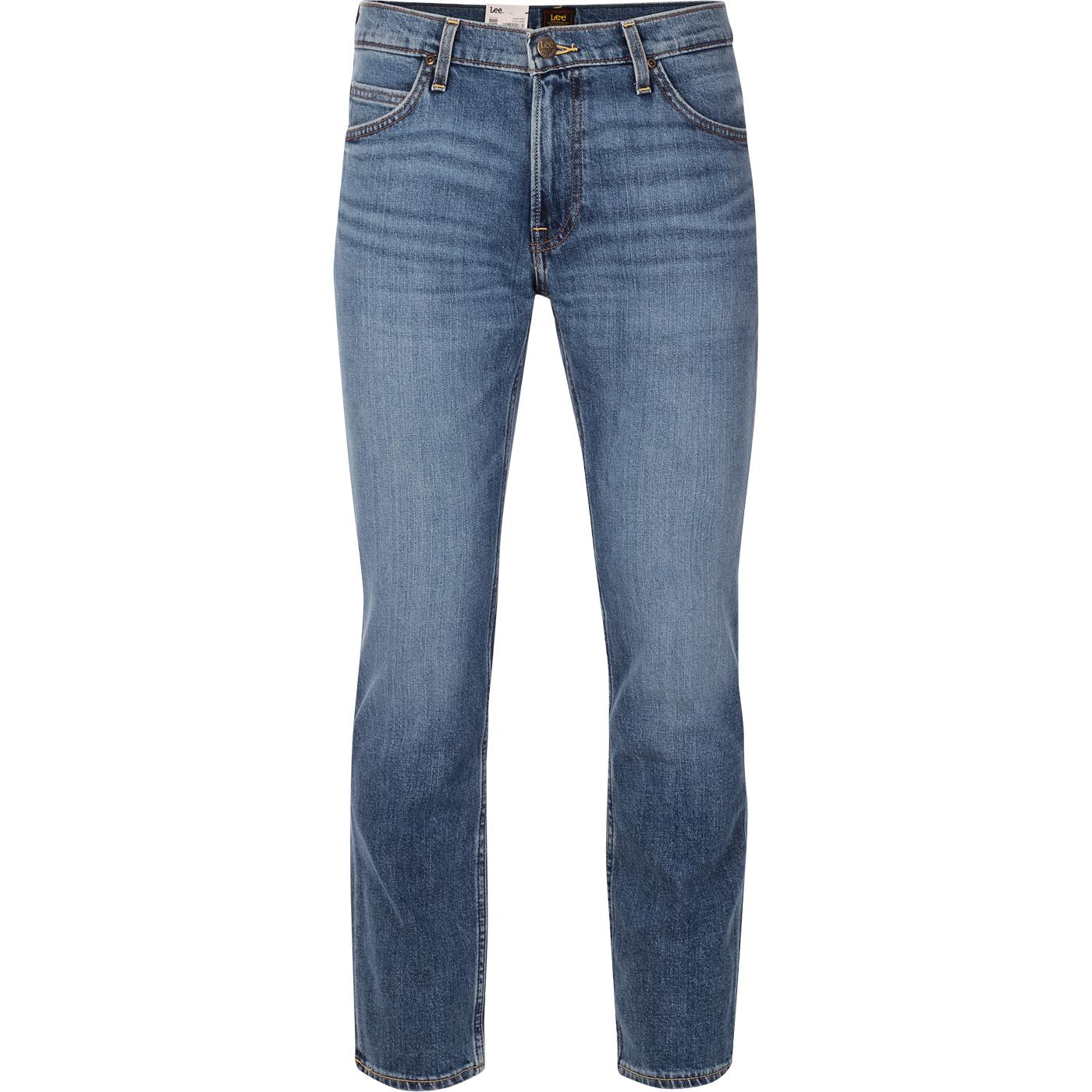Rider LEE Retro Slim Leg Denim Jeans (Westlake)