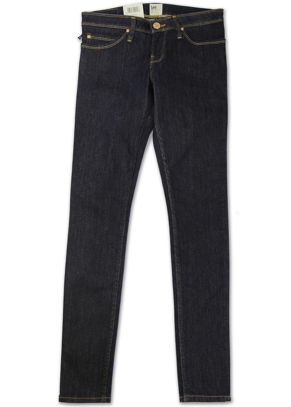 Toxey LEE Retro One Wash Super Skinny Denim Jeans