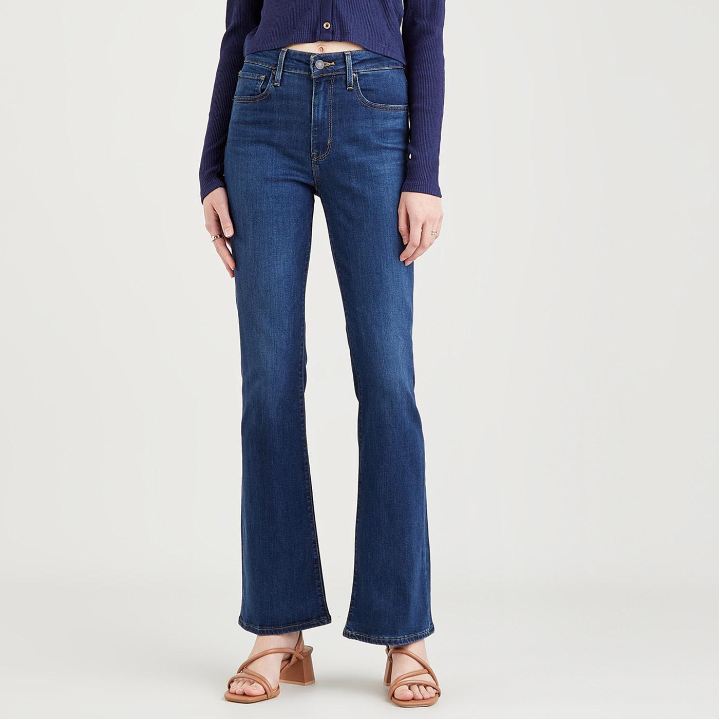LEVI'S 725 High Waist Bootcut Jeans BOGOTA Shake
