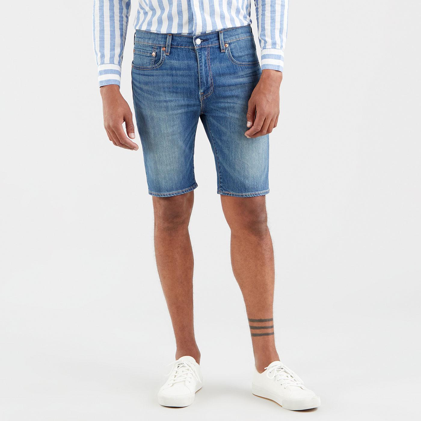 LEVI'S 405 Standard Denim Shorts (Boom Boom Cool)