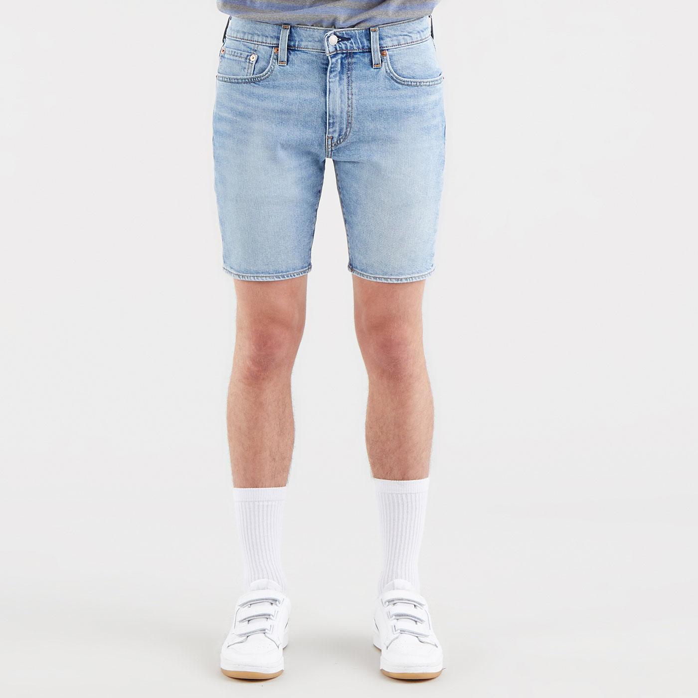 LEVI'S 412 Slim Denim Shorts (Whenever Wherever)