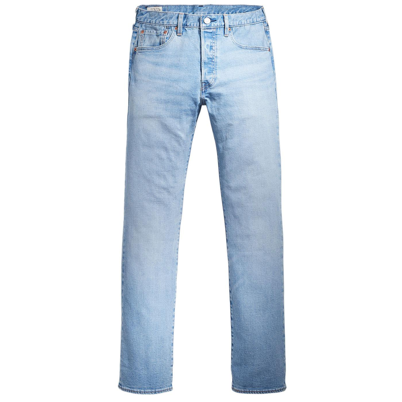 LEVI'S 501 Original Straight Jeans CONEFLOWER BARN