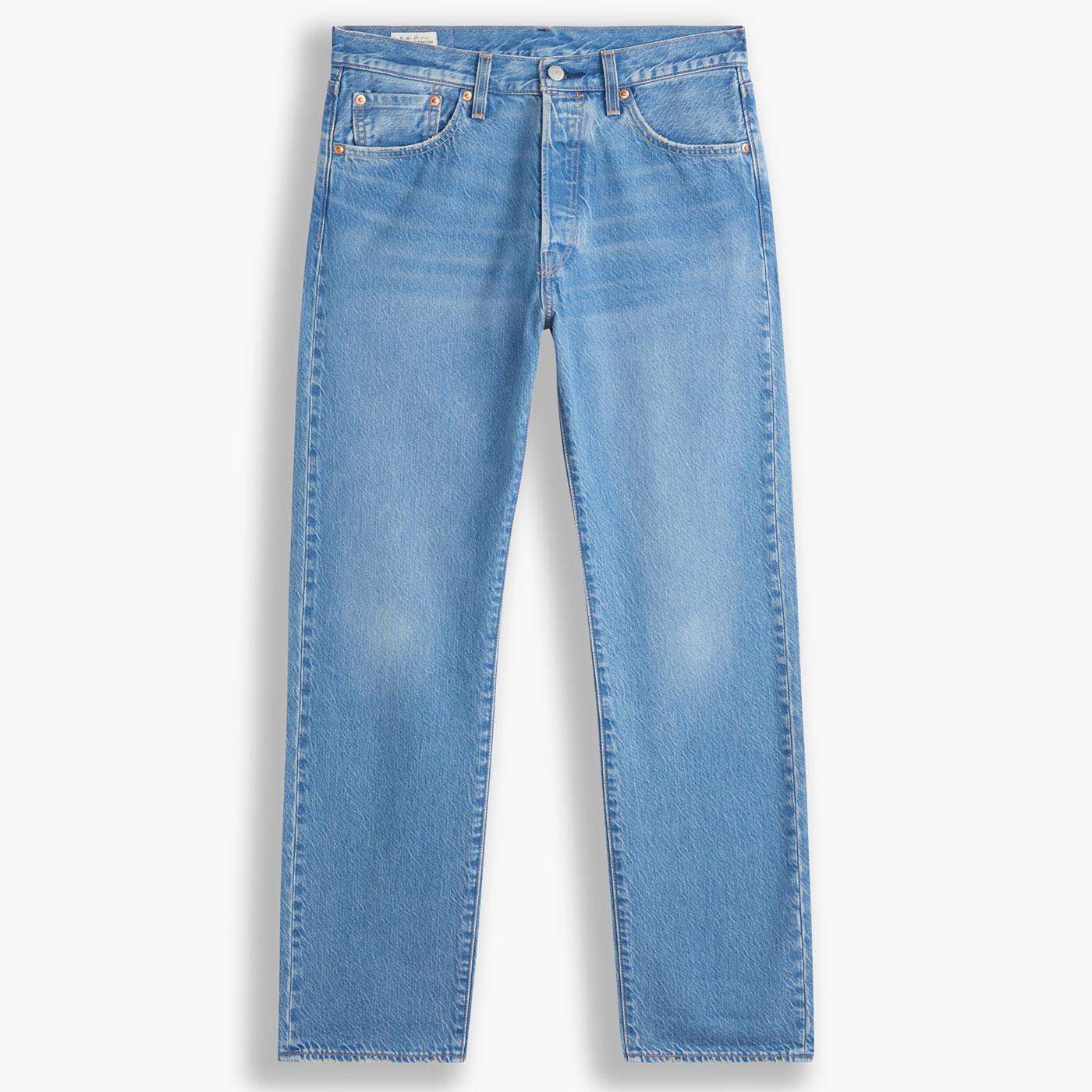 LEVI'S 501 Original Straight Retro Jeans (CS)