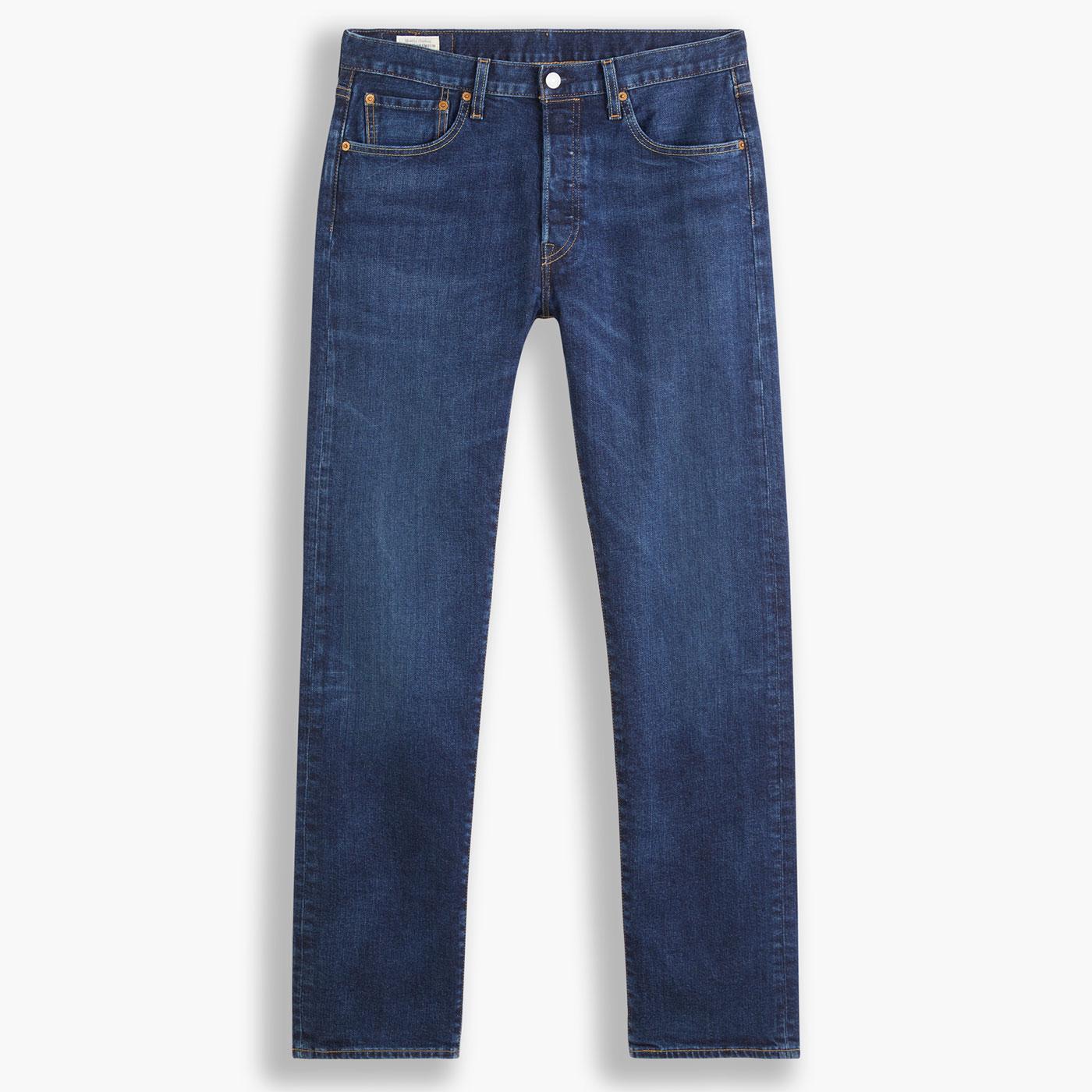 LEVI'S 501 Original Straight Retro Jeans (DTR)