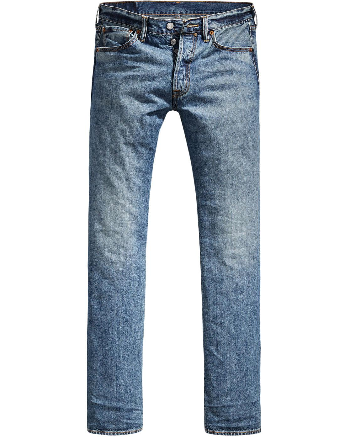 LEVI'S® 501 Original Straight Jeans PINK SAND COOL