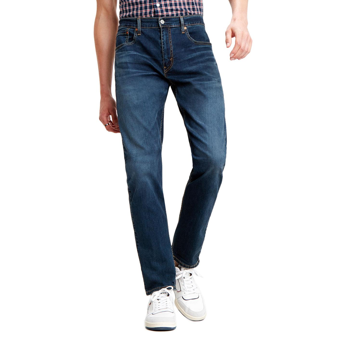LEVI'S 502 Regular Taper Jeans (Swanee Swamp Cool)