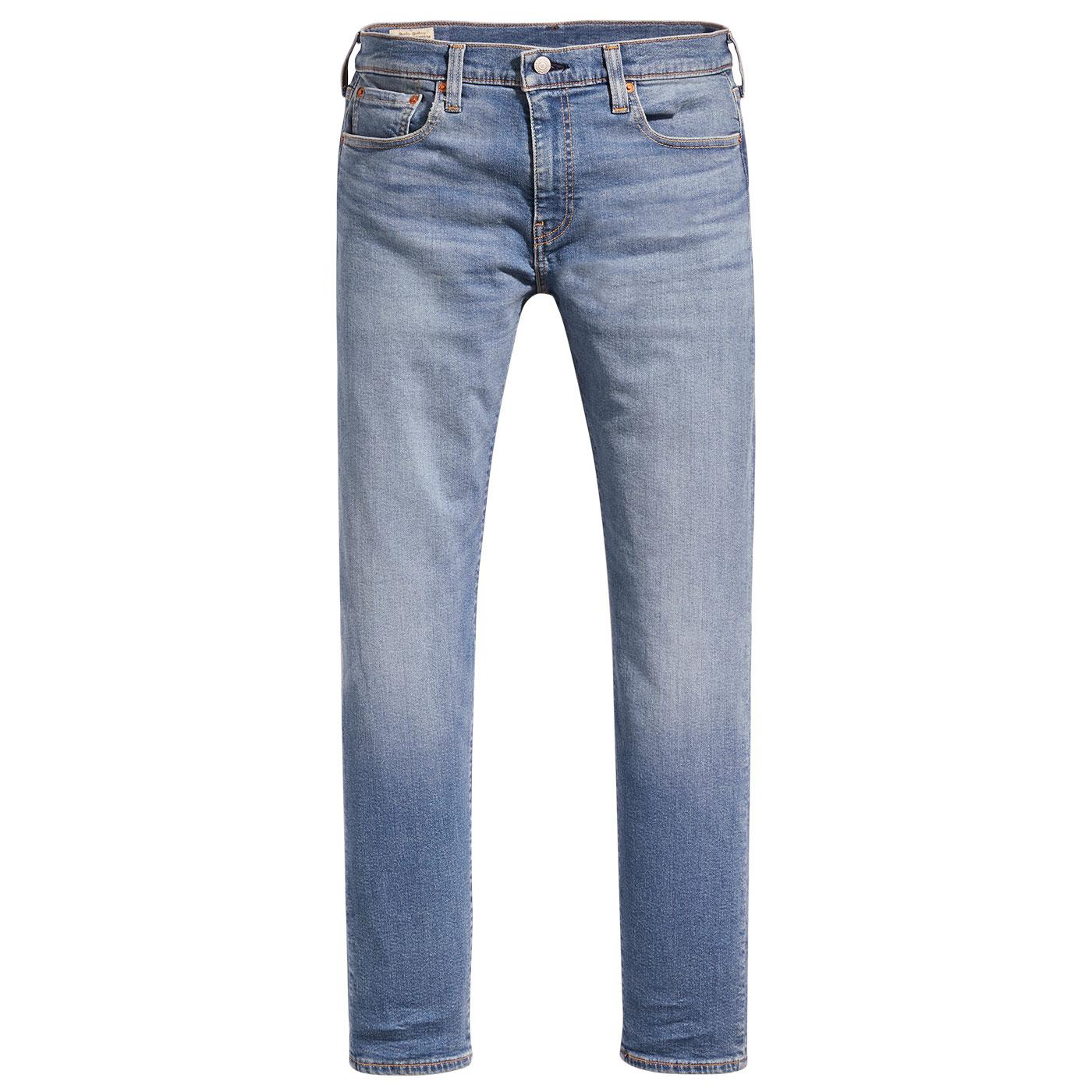 LEVI'S 502 Regular Taper Mod Jeans Cedar Light