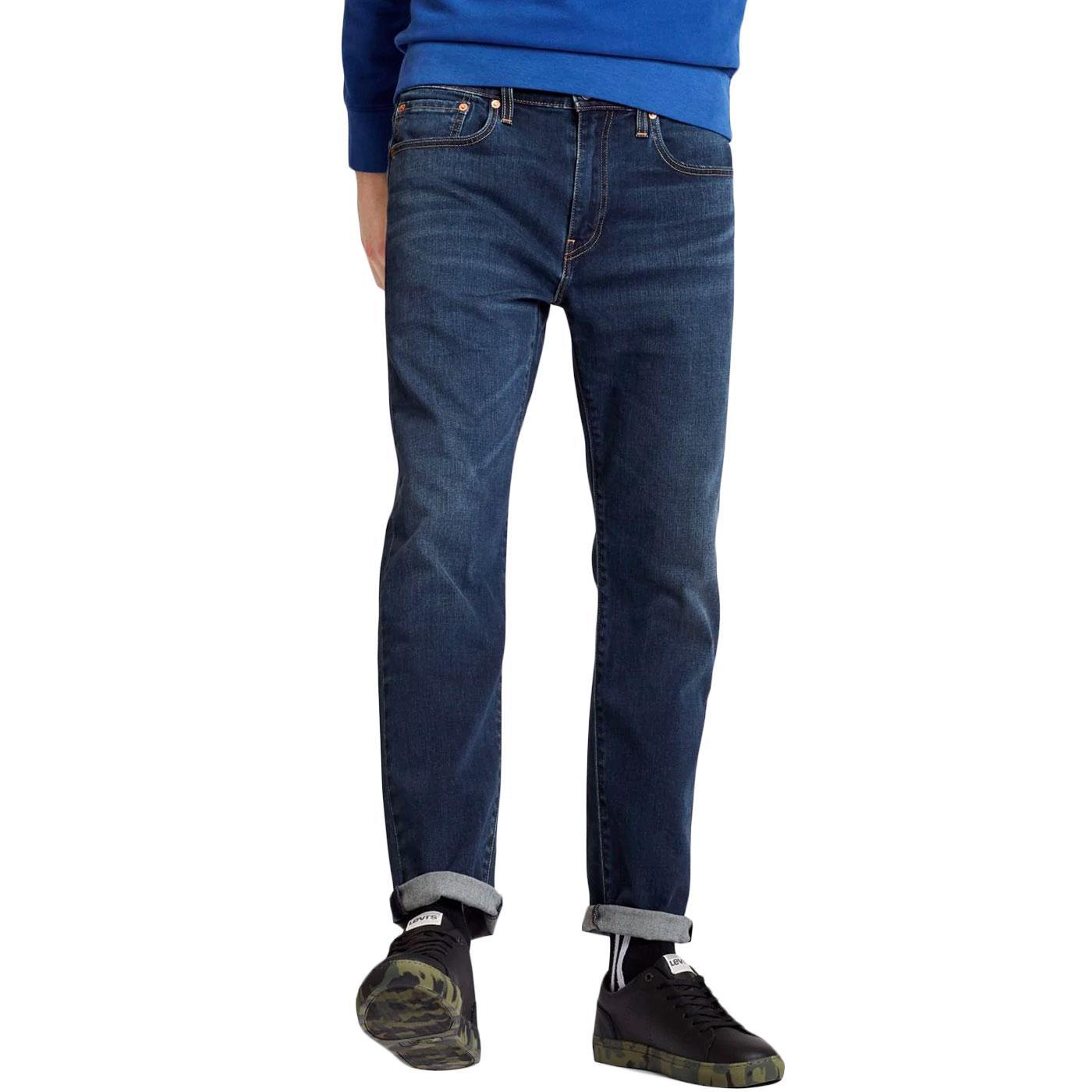 LEVI'S 502 Regular Taper Mod Jeans ADRIATIC ADAPT
