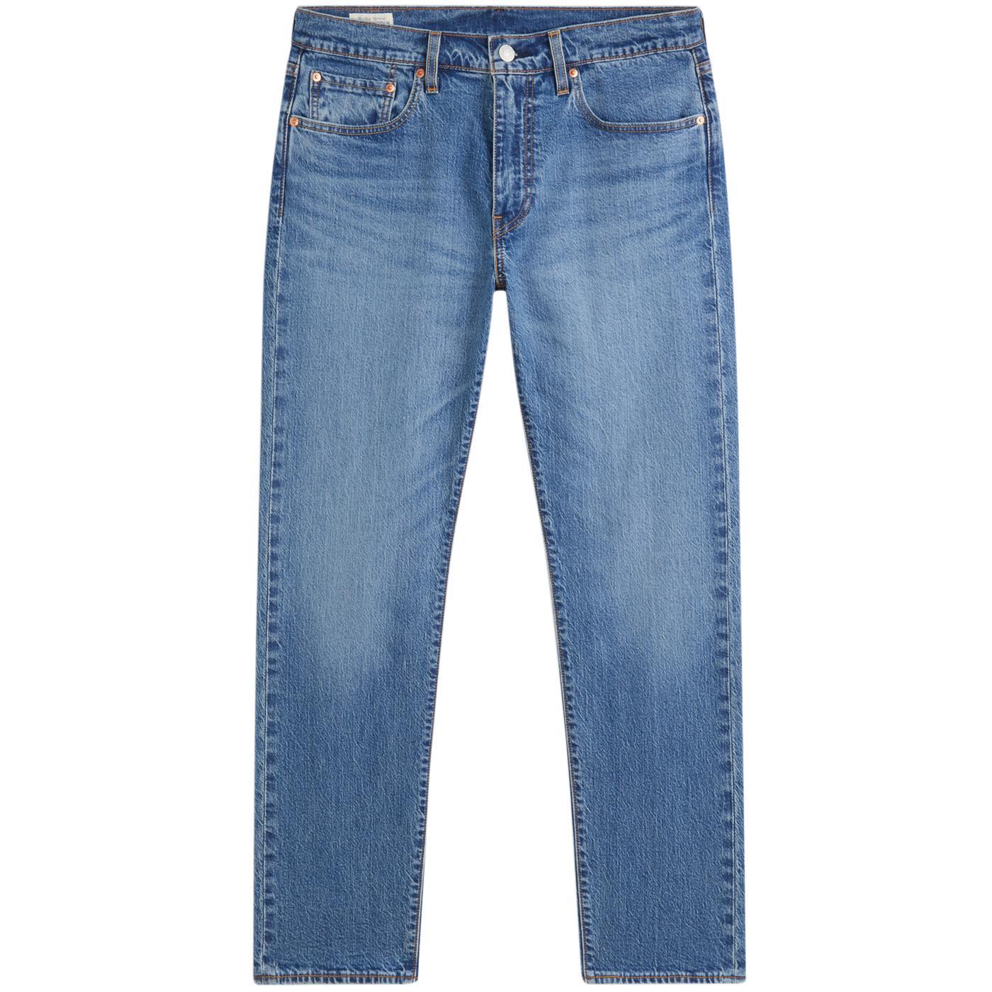 LEVI'S 502 Taper Retro Mod Jeans (Squeezy Coolcat)