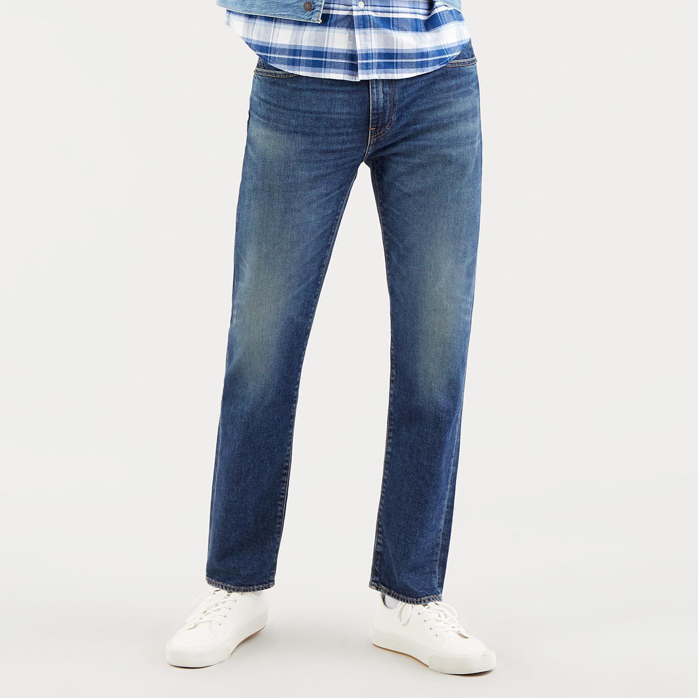 LEVI'S 502 Taper Retro Mod Jeans (Moto Cross Adv)
