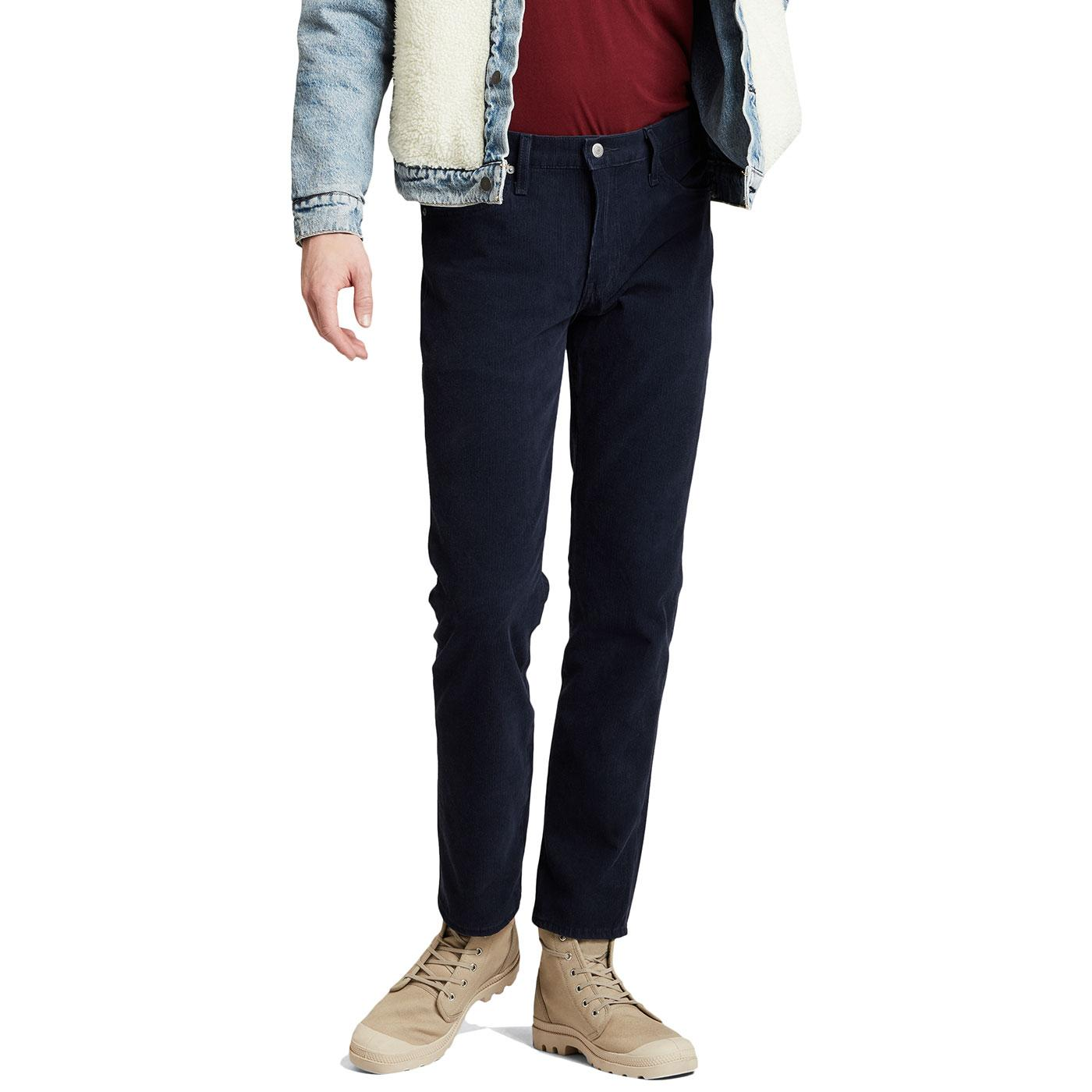 LEVI'S 511 Mod Slim Cord Jeans (Nightwatch Blue)