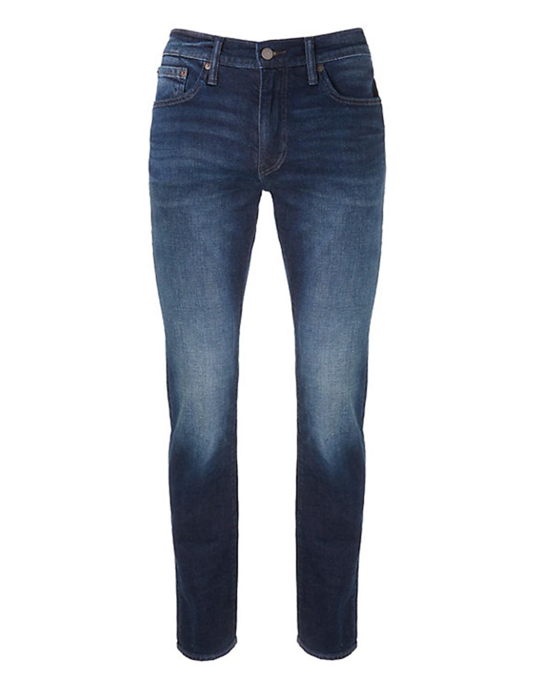 LEVI'S 511 Mens Slim Denim Jeans IF I WERE QUEEN