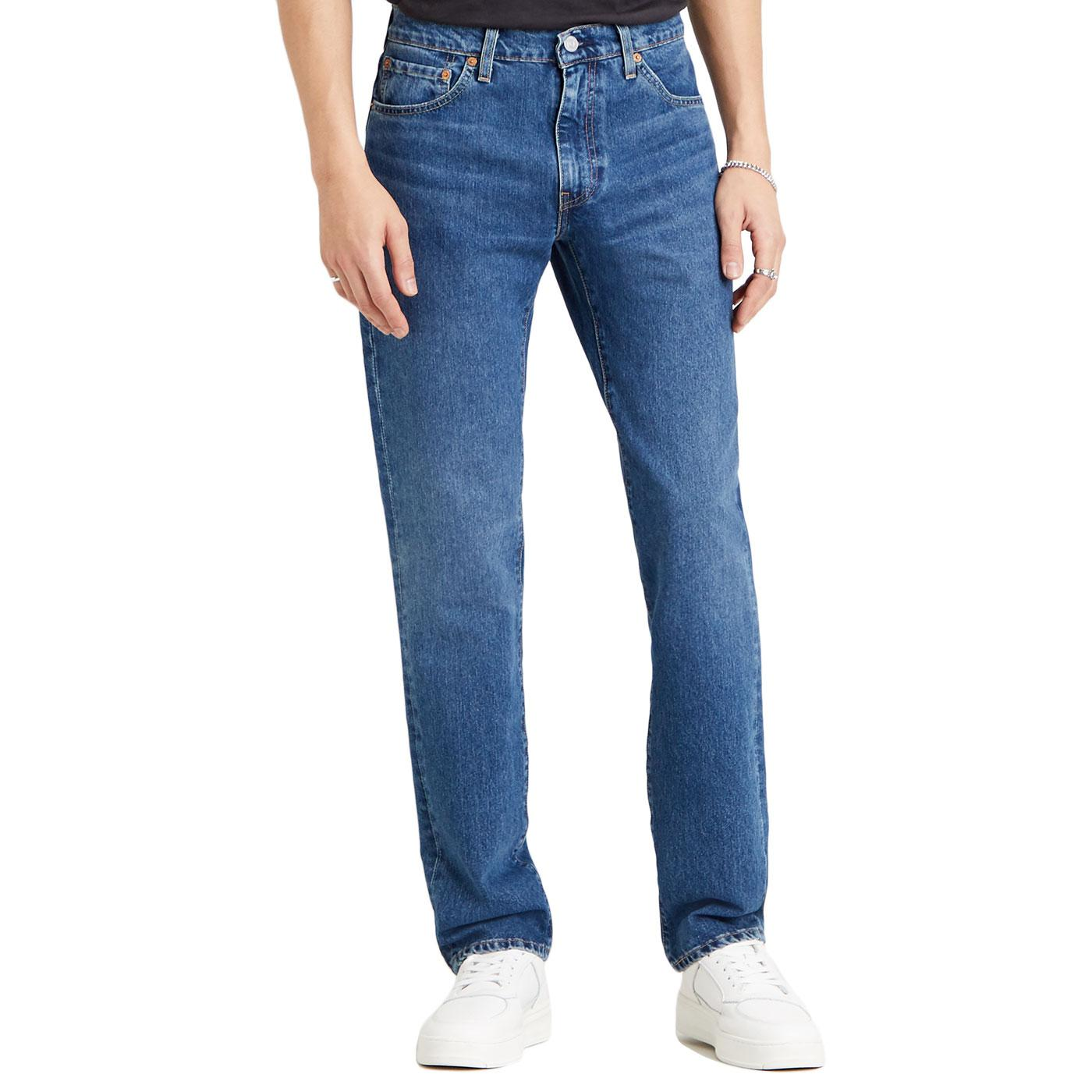 LEVI'S 511 Slim Stretch Jeans (Manilla Sea Adapt)