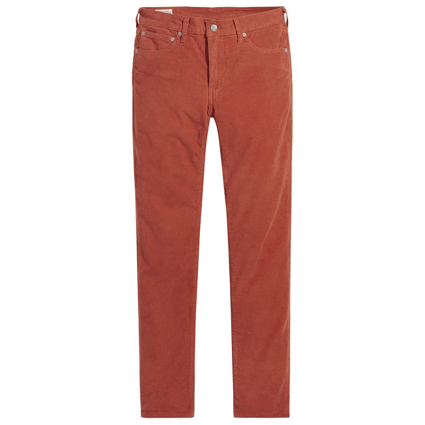 LEVI'S 511 Slim 14W Cord Retro Mod Trousers (BB)