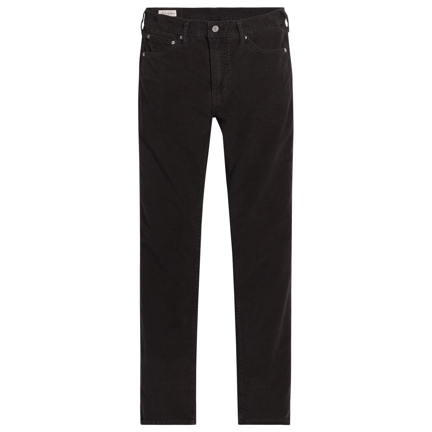 LEVI'S 511 Slim 14W Cord Mod Trousers (Meteorite)